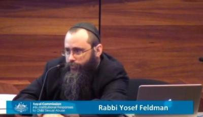 Rabbi Yosef Feldman Pro-Pedophilia