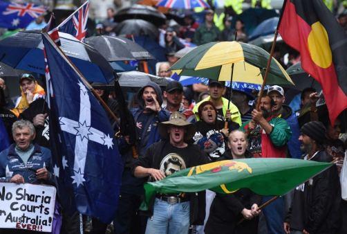 Reclaim Australia Rally 2015