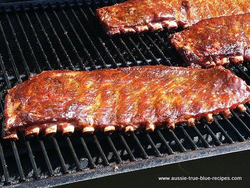 Aussie BBQ Pork Spare Ribs