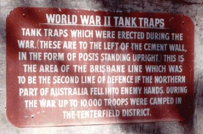 Brisbane Line History
