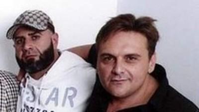 George Alex with Jihadists
