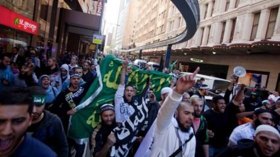 Muslims Invading Australia