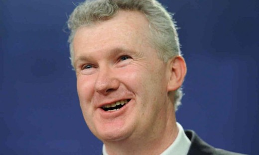 Tony Burke, Labor's vengeful dumb hypocrite