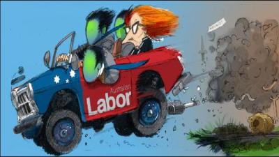 Labor's Faceless