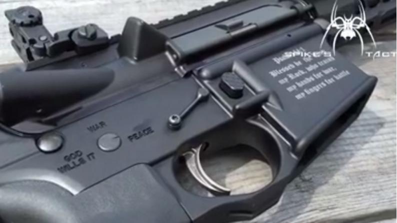 Anti-ISIS light arms