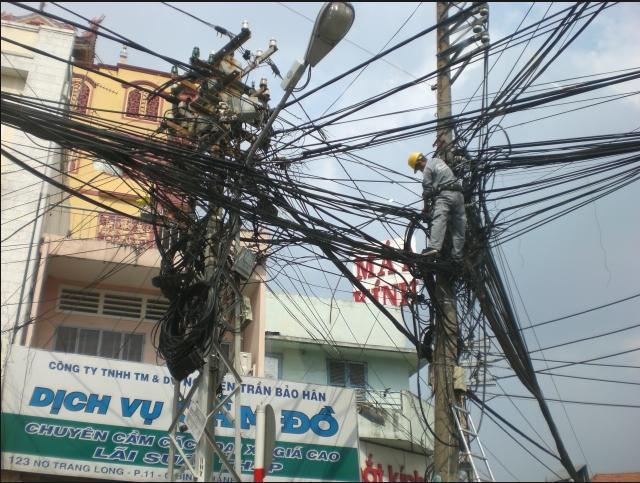 Asian Electricians