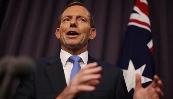 Tony Abbott Trust Deficit
