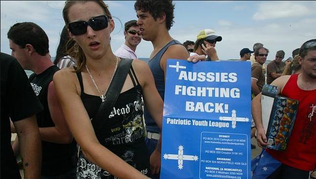 Cronulla 2005 Civil Uprising