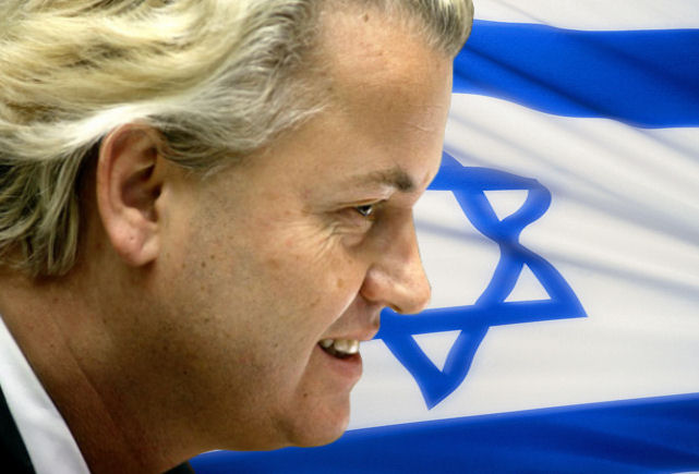 Geert Wilders funded by Israel