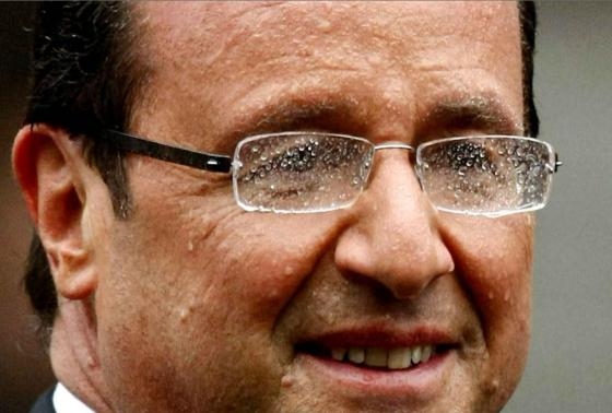 Francois Hollande blind to Islamisation of France