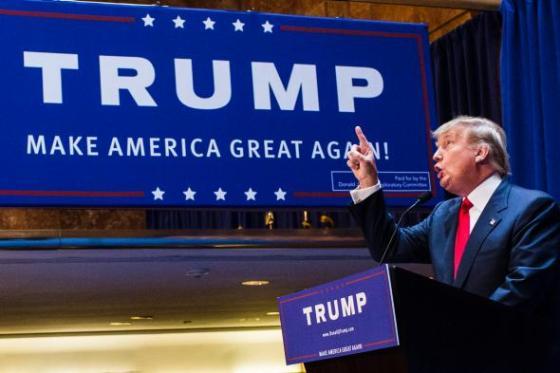 Trump Make American Great Again