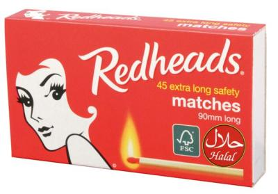 Halal Safety Matches