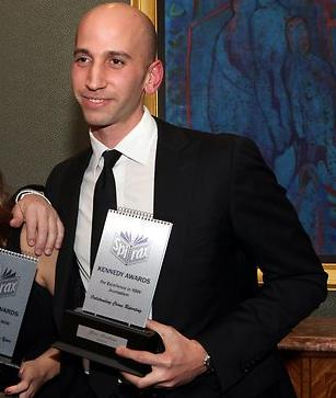 News Ltd's Yoni Bashan wins journalism award