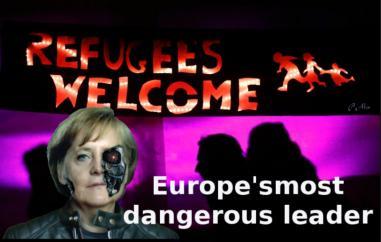 Angela Adolph Merkel