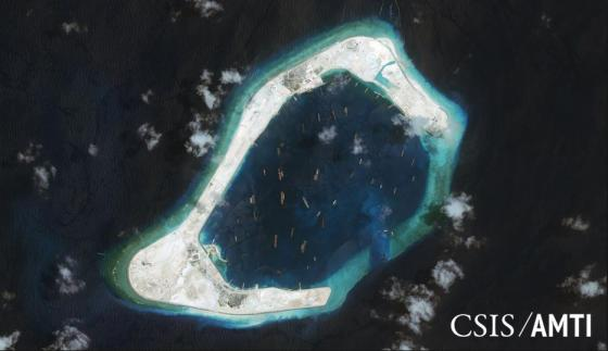 Chinese expansionism in South China Sea