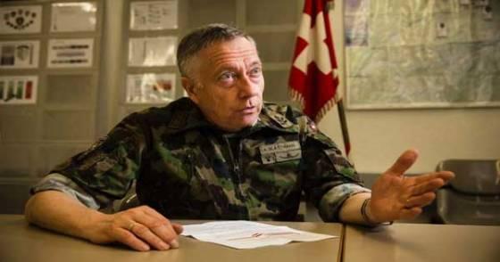 Lieutenant-General André Blattmann