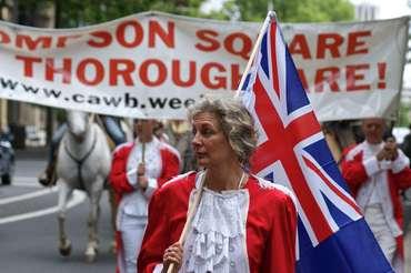 Defending Australian Heritage