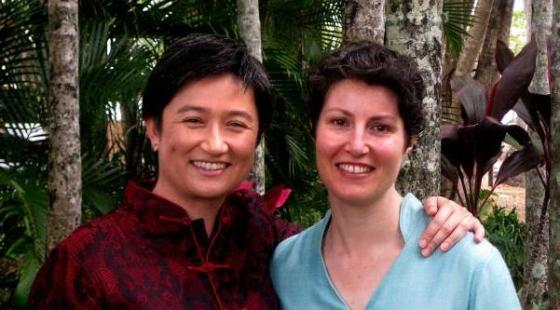 Penny Wong an evangelistic homosexual
