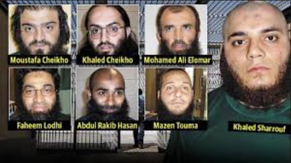 Goulburn Supermax Jail full of jihadists in Australia