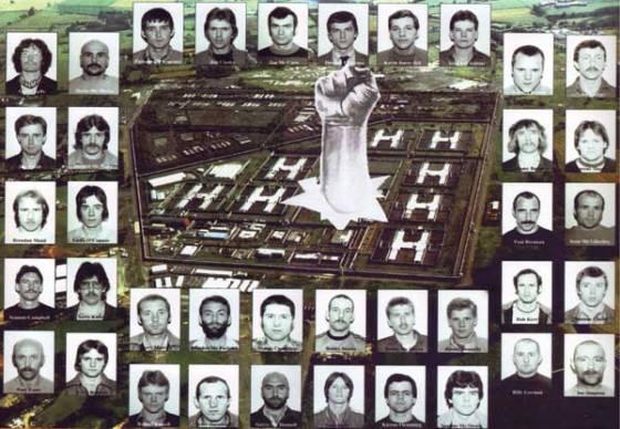 Maze Prison Belfast