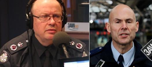 Victorian Police Comand ignored Moomba Riot