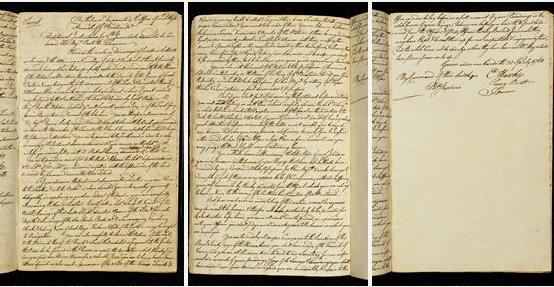British Admirality secret instructions to Lieutenant Cook 30 July 1768