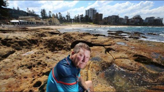 Craig Campbell reflects at Cronulla