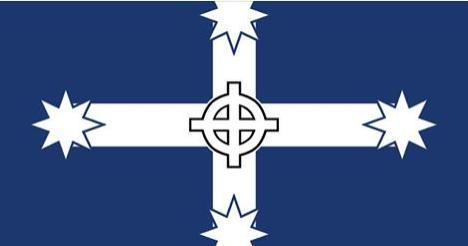 Eureka Flag for a White Australia