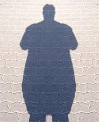 Fat Man Shadow