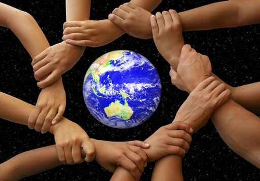 White Missionaries saving the worlds blacks