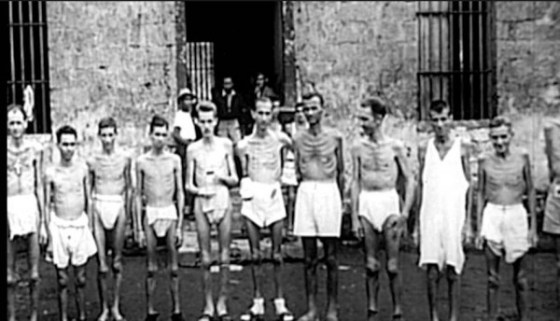 Australian prisoners selected for Sandakan Death Marches
