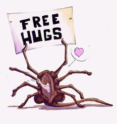 Free Greens Hugs