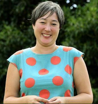 Jenny Leong inbred with a tomato