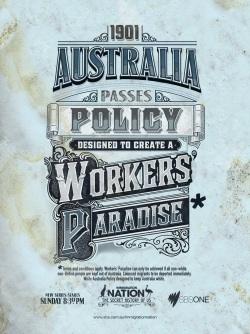 White Australia 1901