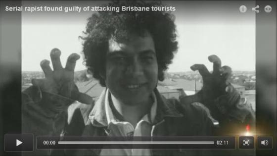 Arab Serial Rapist Convicted in Brisbane