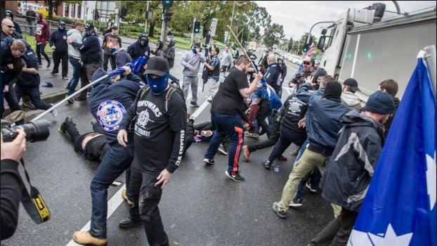 Coburg Immigration Riot 2016