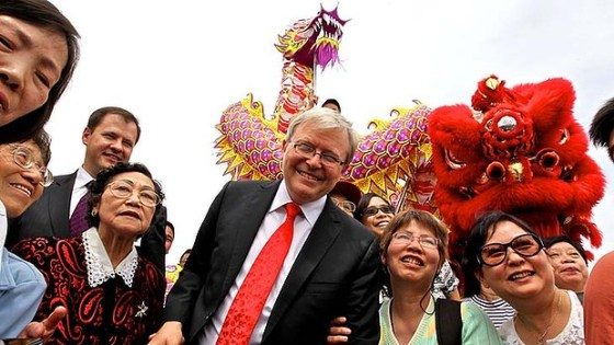 Rudd's Mandarin Century