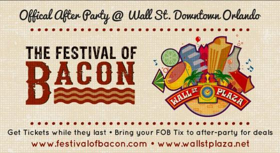 The Ramadan Festival of Bacon