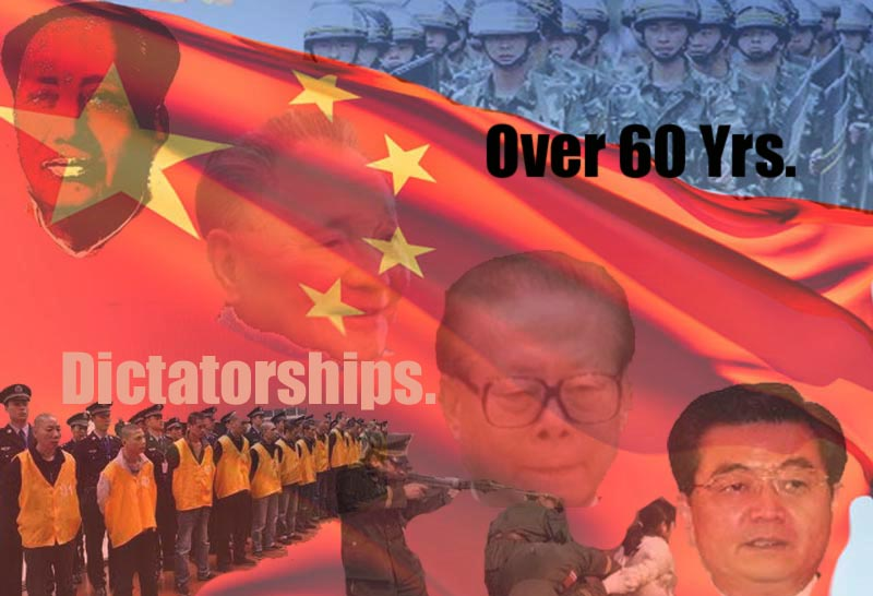 China Communist Party Collapsing