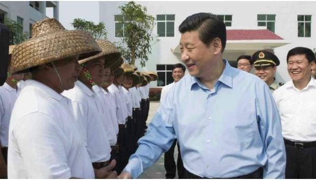 China Maritime Militia in Tanmen 2013