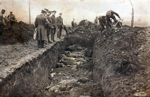 Mass Grave Fromelles