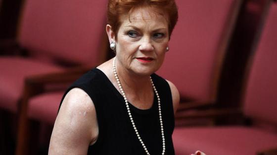 Pauline Hanson Trickster