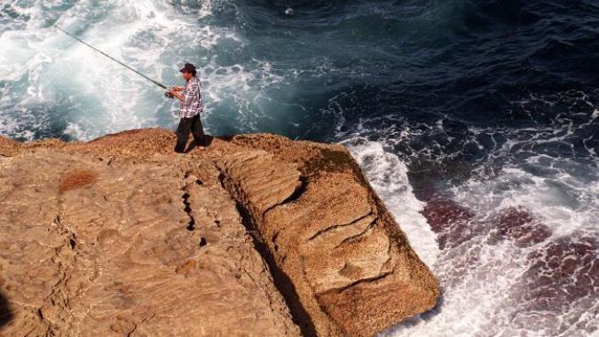 yellow-rock-rock-fishing