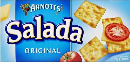 Bought a pack of Salada recently?