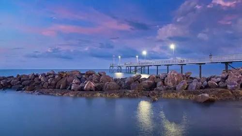 Dawin population, Northern Territory, Australia