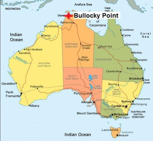 Australia. Bullocky Point