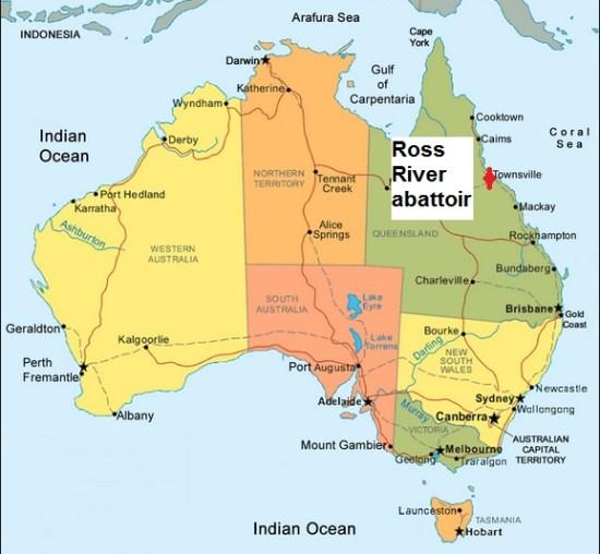 Australia. Ross River