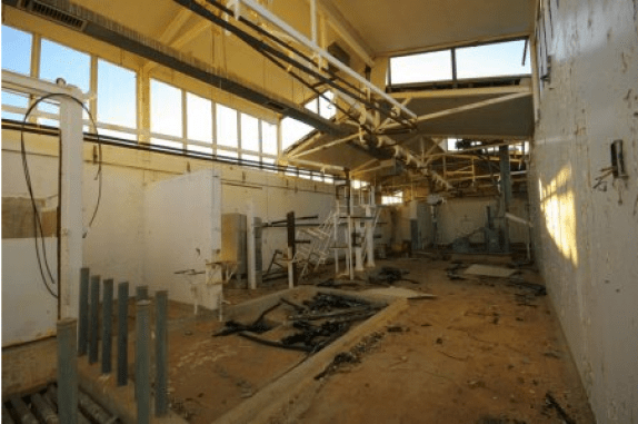 Mudginberri -Inside