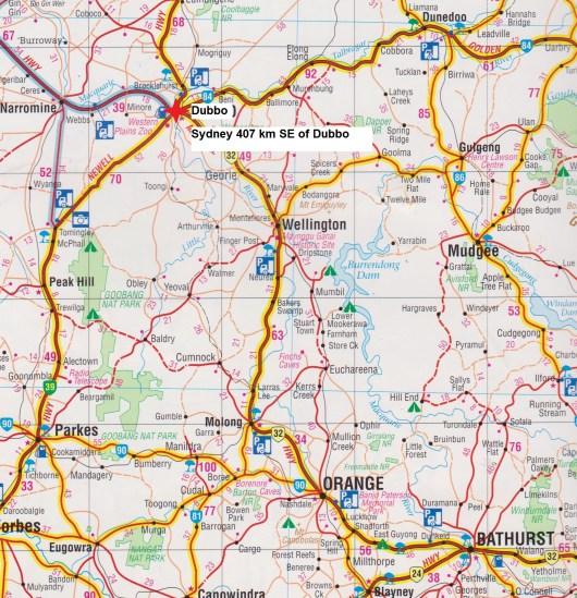 Map Dubbo 002