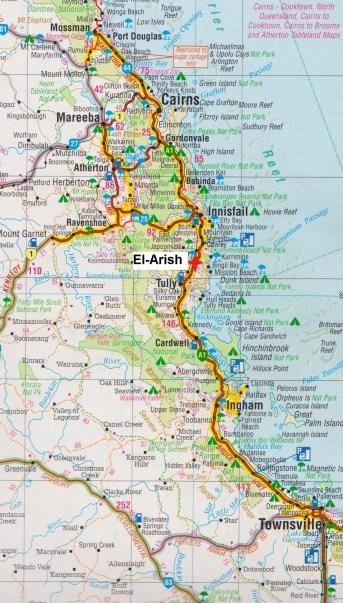Map. El-Arish jpg